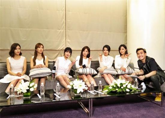"""Phở Đặc Biệt tự tin phỏng vấn T-ara, Sa Lim phát cuồng với """"Võ Tắc Thiên"""" 1"""
