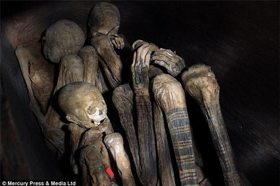 Phát hiện hầm mộ chứa xác ướp hun khói của người Philippines cổ 1