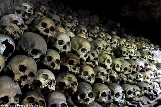 Phát hiện hầm mộ chứa xác ướp hun khói của người Philippines cổ 2