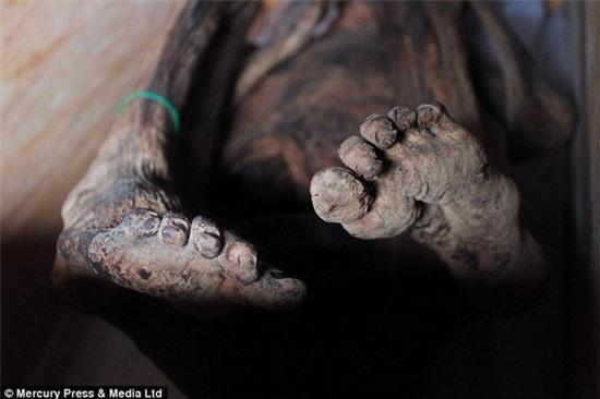 Phát hiện hầm mộ chứa xác ướp hun khói của người Philippines cổ 4