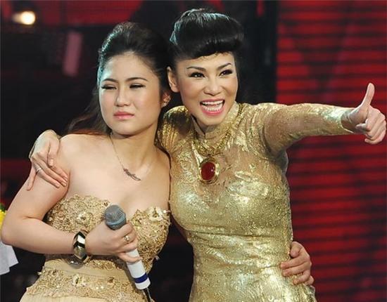Hương Tràm, The Voice, Thu Minh