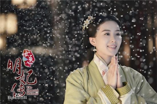 Mỹ nhân cổ trang đại náo màn ảnh nhỏ Hoa ngữ năm 2015