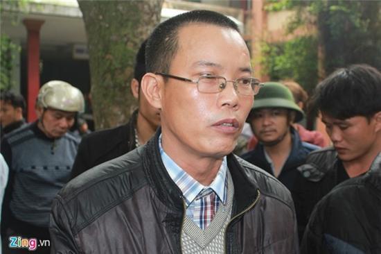 Ông Ngô Hồng Khanh, đại diện gia đình nạn nhân xác nhận đã đồng ý số tiền đền bù 450 triệu đồng.