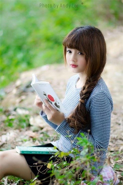 Cô gái nổi tiếng vì có ảnh thẻ xinh đẹp, Lê Lý Lan Hương