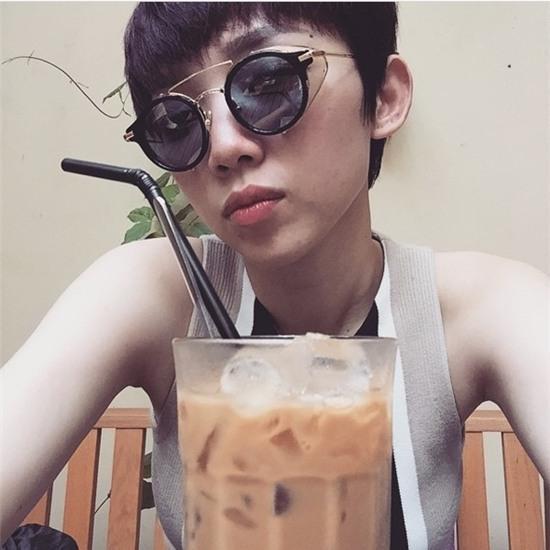 kính râm sao Việt 3