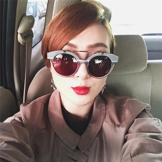 kính râm sao Việt 13