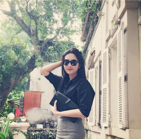 kính râm sao Việt 2