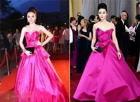Angela Phương Trinh bị ném đá vì thời trang vừa nhái vừa hở