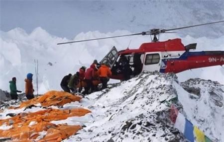 Động đất Nepal: Số nạn nhân tăng từng giờ, 2.500 người đã thiệt mạng