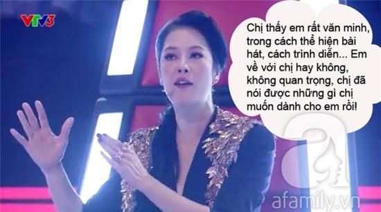 Thu Phương HLV hoạt ngôn nhất Giọng hát Việt