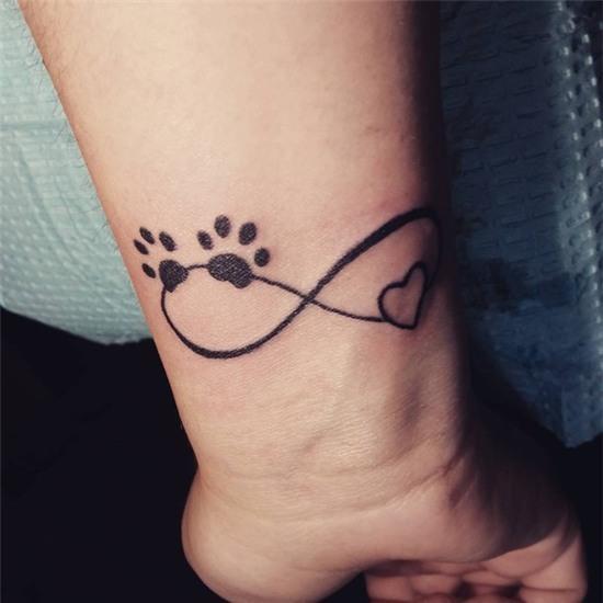 goi y hinh xam don gian nhung cuc xinh danh cho co nang yeu meo 10 Gợi ý hình xăm đơn giản nhưng cực xinh dành cho cô nàng yêu mèo