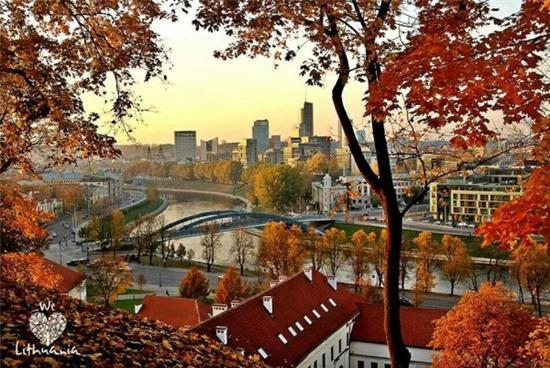 nhung noi co mua thu dep nhat the gioi 1 Những nơi có mùa thu đẹp nhất thế giới