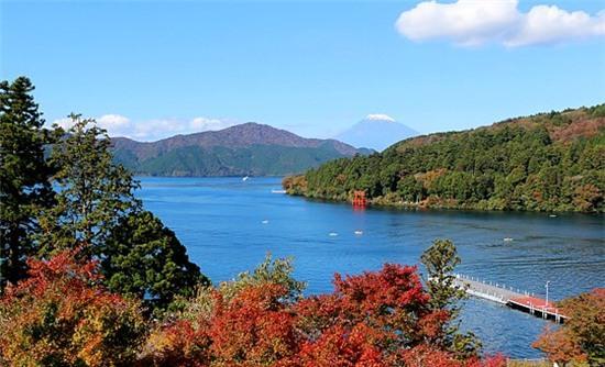 nhung noi co mua thu dep nhat the gioi 4 Những nơi có mùa thu đẹp nhất thế giới
