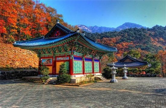 nhung noi co mua thu dep nhat the gioi 7 Những nơi có mùa thu đẹp nhất thế giới