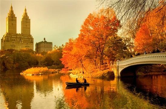 nhung noi co mua thu dep nhat the gioi 8 Những nơi có mùa thu đẹp nhất thế giới