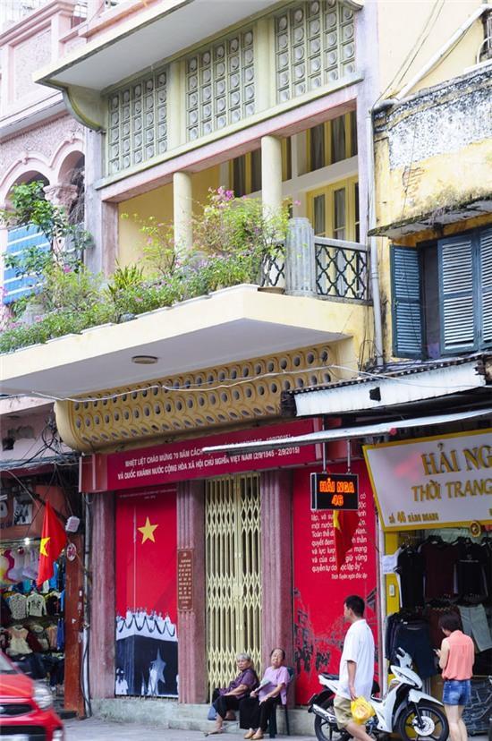 ngam nhung cong trinh lich su cach mang ha noi xua va nay 12 Ngắm những công trình lịch sử cách mạng Hà Nội xưa và nay