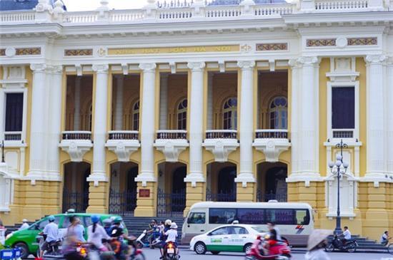 ngam nhung cong trinh lich su cach mang ha noi xua va nay 30 Ngắm những công trình lịch sử cách mạng Hà Nội xưa và nay