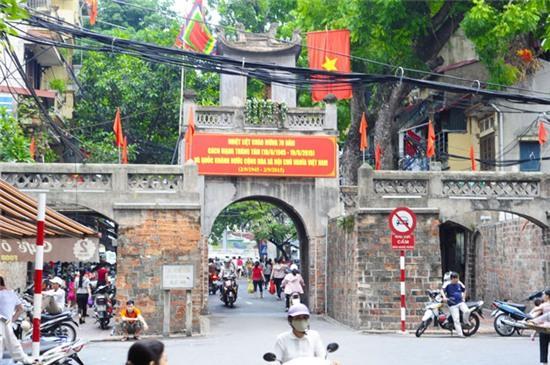 ngam nhung cong trinh lich su cach mang ha noi xua va nay 42 Ngắm những công trình lịch sử cách mạng Hà Nội xưa và nay
