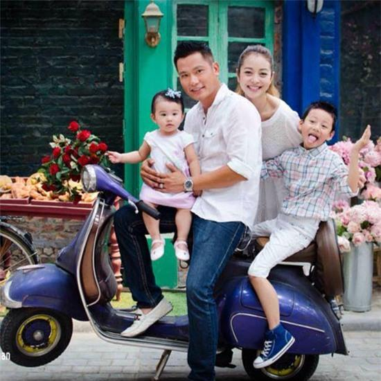 Tổ ấm hạnh phúc của Jennifer Phạm.