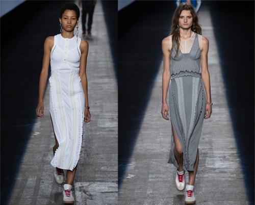 Những chiếc váy không thể làm ngơ tại New York Xuân/Hè 2016 - 17