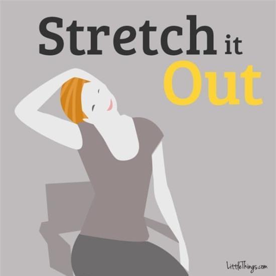 cách xả stress tại văn phòng