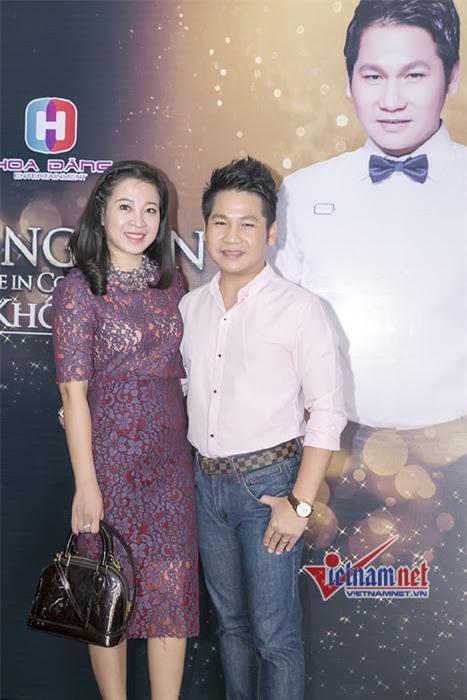 Trọng Tấn, Đăng Dương, Hồ Quỳnh Hương, vietnamnet