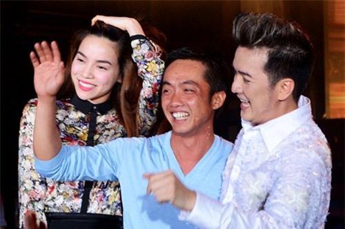 Mr. Đàm, Hồ Ngọc Hà, Cường Đô la, vietnamnet