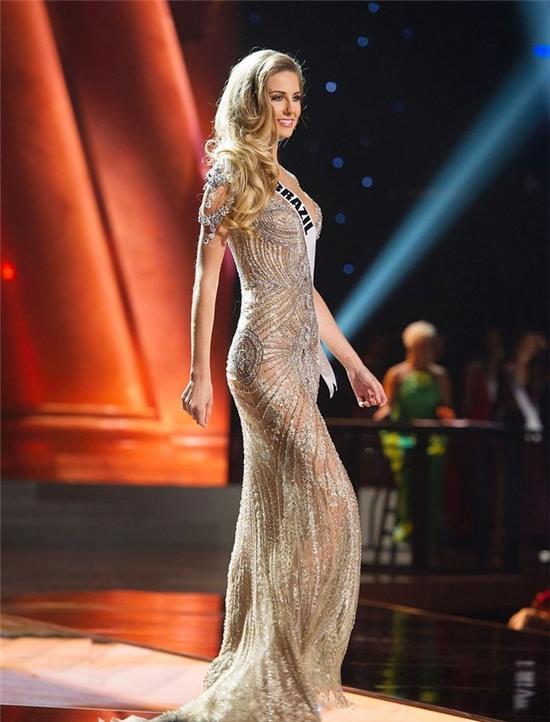 7 ứng viên sáng giá của Hoa hậu Hoàn vũ 2015 sau đêm bán kết