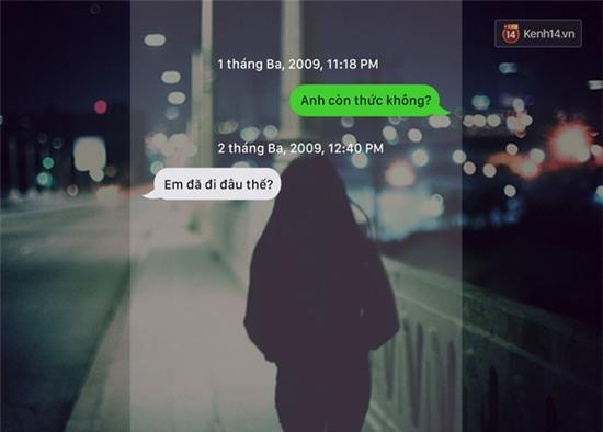 Tin nhắn cuối cùng bạn nhận được từ người yêu cũ là gì? - Ảnh 1.