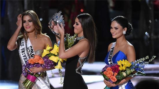 """Miss Colombia đã """"tuột mất"""" những đặc quyền gì của một tân Hoa hậu Hoàn vũ? - Ảnh 1."""