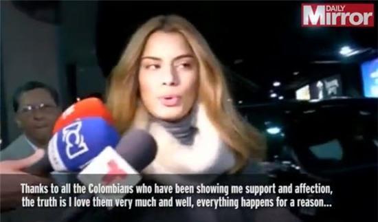 Hoa hậu Colombia có tiếng nói của mình về scandal Hoa hậu Hoàn vũ