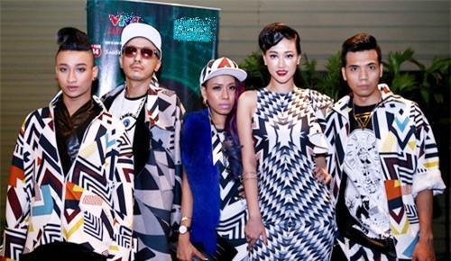 Maya, Hà Hồ, sượng sùng, the remix, đại gia
