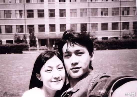 Lục Nghị hạnh phúc sau 20 năm bên Bào Lôi