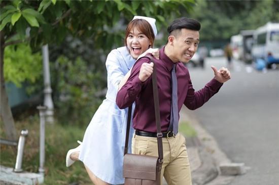 Hari Won: 'Tình cảm với Trấn Thành không phải chiêu trò PR'