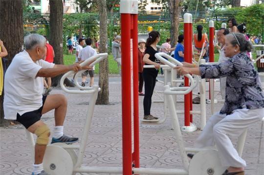 Tập thể dục có thể tiêu thụ những calorie dư thừa do tác dụng phụ của một số loại thuốcẢnh: Tấn Thạnh