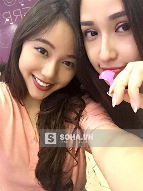 Em gái xinh đẹp của Mai Phương Thúy