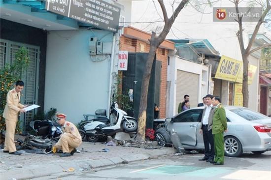 Cô gái trẻ ngồi trên xe ô tô Camry gây tai nạn chết 3 người khai gì? - Ảnh 2.