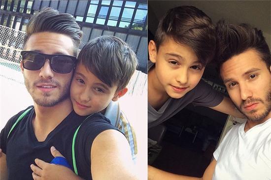 Cặp anh em vừa điển trai, vừa sành điệu gây sốt Instagram - Ảnh 1