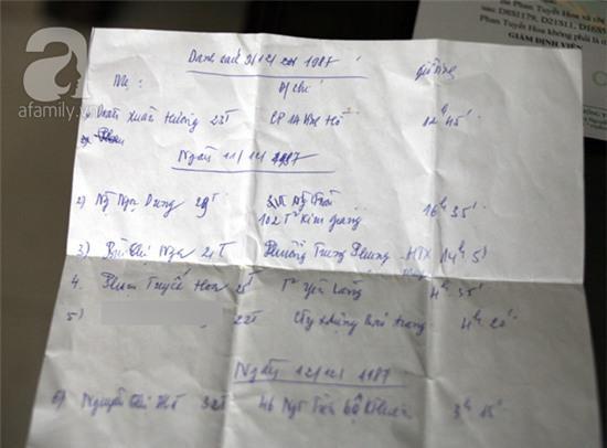 """Vụ """"nhầm"""" con 29 năm tại Hà Nội:"""