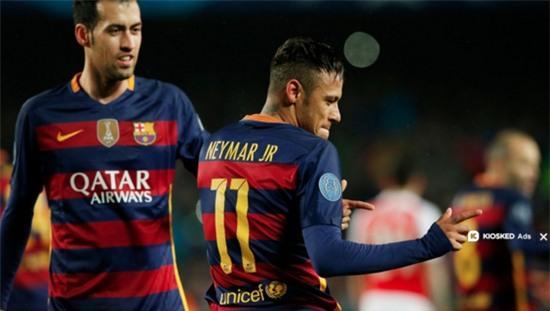 Neymar bị phạt 45 triệu euro vì trốn thuế - Ảnh 1.
