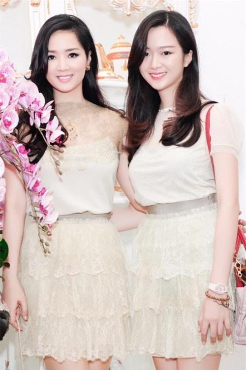 Hình ảnh mới nhất của con gái được Hoa hậu Giáng My chia sẻ trên facebook.