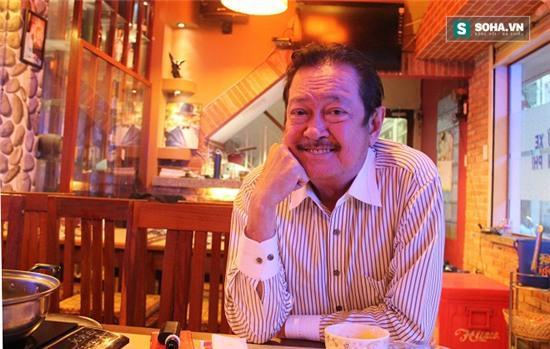 Sau vỡ nợ, nghệ sĩ ưu tú Nguyễn Chánh Tín mở nhà hàng CT ở số 7 đường Trương Quyền, quận 3, TPHCM.