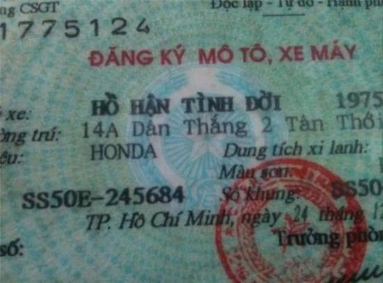 Muôn kiểu đặt tên bá đạo chỉ có ở Việt Nam - Ảnh 8.