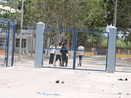 Hiện vẫn còn hơn 250 học viên đang bỏ trốn.