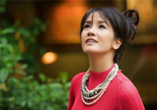 Hồng Nhung khen giọng hát của Mỹ Tâm quá hay