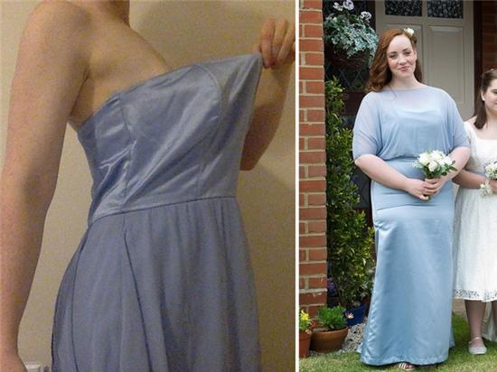 Trầm trồ trước nàng béo sợ chụp ảnh giảm tới 41kg trong vòng 1 năm - Ảnh 1.