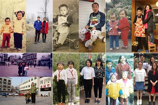 Giới trẻ Trung Quốc đồng loạt xin 1 vé về tuổi thơ nhân ngày 1/6 với chùm ảnh khi xưa ta bé - Ảnh 1.