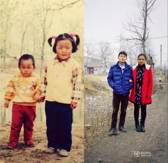 Giới trẻ Trung Quốc đồng loạt xin 1 vé về tuổi thơ nhân ngày 1/6 với chùm ảnh khi xưa ta bé - Ảnh 11.