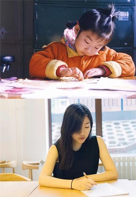 Giới trẻ Trung Quốc đồng loạt xin 1 vé về tuổi thơ nhân ngày 1/6 với chùm ảnh khi xưa ta bé - Ảnh 12.