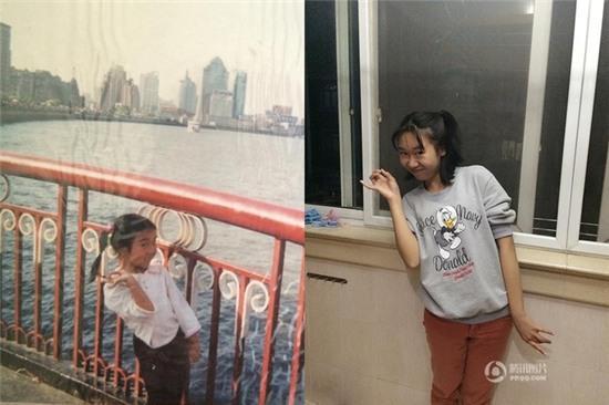 Giới trẻ Trung Quốc đồng loạt xin 1 vé về tuổi thơ nhân ngày 1/6 với chùm ảnh khi xưa ta bé - Ảnh 14.